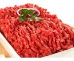 Haché viande de boeuf Rouge de Flandres
